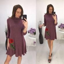 Платье П3481