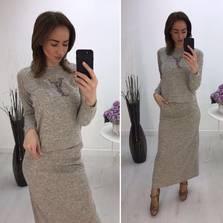 Платье П3520