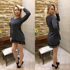Платье-туника П3641