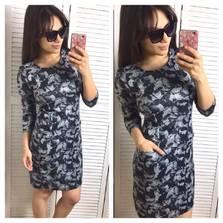 Платье П3852