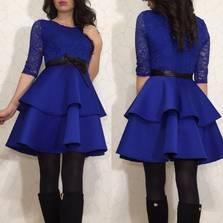 Платье П4966