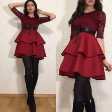 Платье П4968