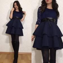Платье П4969
