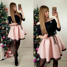 Платье П4960