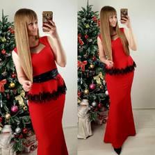 Платье П5561