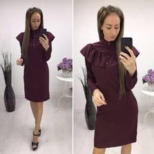Платье С7650