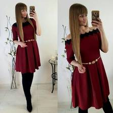 Платье С7337