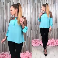 Блуза С7296