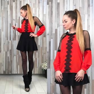 Блуза Р2289