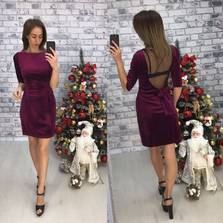 Платье Р0344