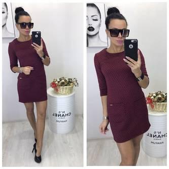 Платье короткое нарядное облегающее Р2320
