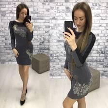 Платье Р6188