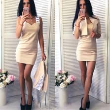 Платье Двойка Р7745