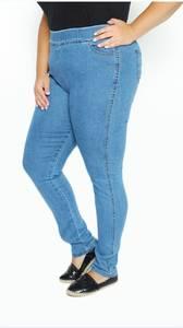 Лосины джинсовые Р9204