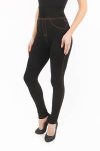 Лосины джинсовые С0684