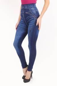 Лосины джинсовые С0685