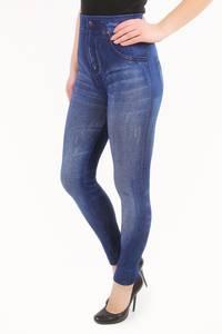 Лосины джинсовые С0686