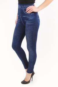 Лосины джинсовые С0687