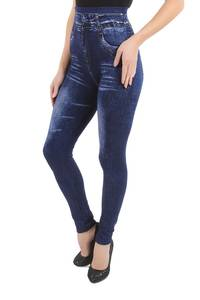 Лосины джинсовые С0688