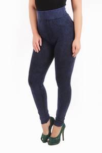Лосины джинсовые С0696