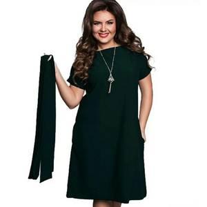 Платье короткое нарядное черное С7682