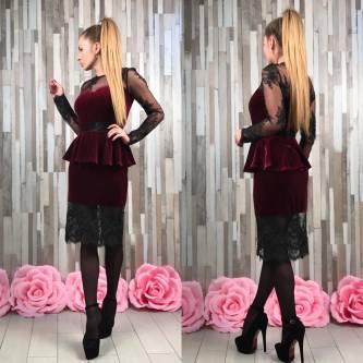 Платье П9831