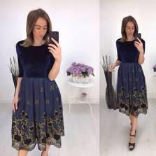 Платье П3558