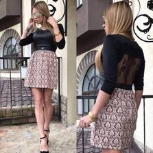 Платье П3886