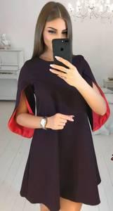 Платье короткое нарядное современное Т7617