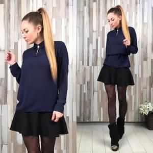 Блуза с длинным рукавом Т2160