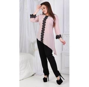 Блуза нарядная вечерняя Т8054