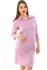 Платье короткое современное однотонное Н5983