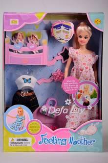 Кукла Барби + 2 ребенка Г2773