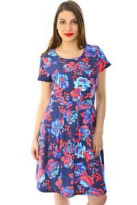 Платье короткое летнее нарядное Н5987