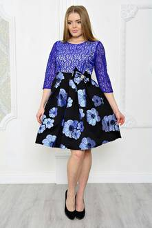 Платье Р3182