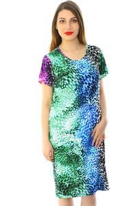Платье короткое вечернее нарядное Н5989