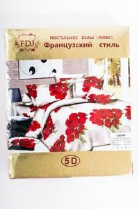 Комплект постельного белья 5D 03370