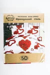 Комплект постельного белья 5D 03378