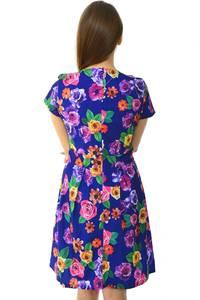 Платье короткое летнее нарядное Н6011