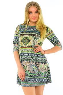 Платье-туника М4494