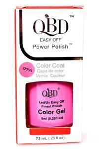 OBD Nail Polish Gel Q055 Р4749