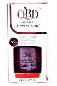 OBD Nail Polish Gel Q084 Р4750