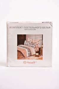 """Комплект постельного белья """"СайлиД"""" Е8607"""