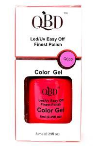 OBD Nail Polish Gel Q052 Р4769