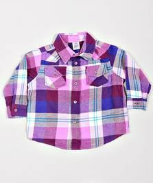 Рубашка 13011(фиолет.)