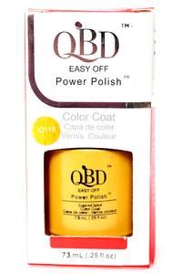 OBD Nail Polish Gel Q118 Р4774