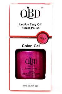 OBD Nail Polish Gel Q057 Р4779