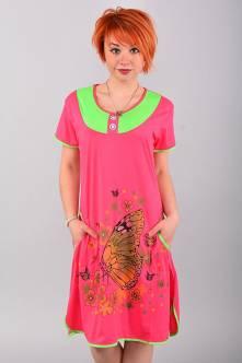 Домашнее платье В0050