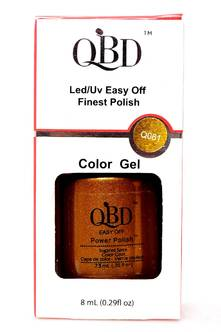 OBD Nail Polish Gel Q061 Р4785