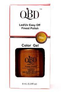 OBD Nail Polish Gel Q061 Р4785